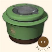 Epiphany Crafts Button Studio Tool, Round 14
