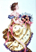 Mirabilia Spring Queen Cross Stitch Chart
