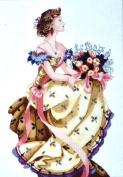 Mirabilia Spring Queen Cross Stitch Chart