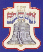 Let Freedom Ring Cross Stitch Pattern