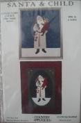 Santa & Child by Jan Kornfeind - Collectors Choice Olde Santa Series - 10th in series