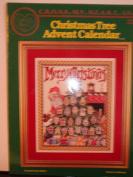 Christmas Tree Adcvent Calendar 116 By Cross My Heart