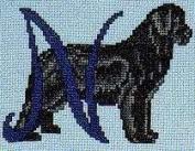 Pegasus Originals Newfoundland Alphabet Counted Cross Stitch Kit