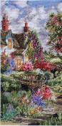 Pegasus Originals Lovebirds' Cottage Cross Stitch