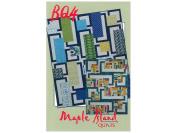 Maple Island Quilts BQ4 Quilt Pattern