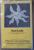 Sun Lady Craft Pattern