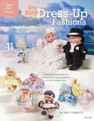 DRG Publications Annie's Attic Itty Bitty Dress Up Fashions