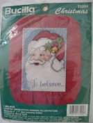 I Believe - Hanging Pillow/Picture Cross Stitch Kit 13cm x 18cm - #33204