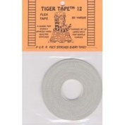 Tiger Tape 0.2cm 12 Lines/Inch 30 Yards-Gentle Curves