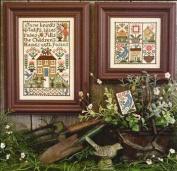 June - Cross Stitch Pattern