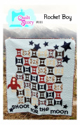 Rocket Boy Quilt Pattern