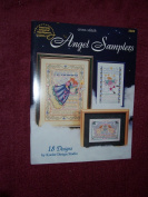 Angel Samplers Counted Cross Stitch Charts