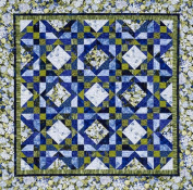 Peaceful Quarters Pattern By Larisa Key