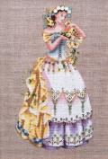 Blossom Harvest - Cross Stitch Pattern