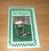 Before Christmas Santa Golfing Pattern