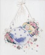 Rosebud Lullaby - Cross Stitch Pattern