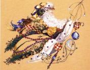 Santa's Magic - Cross Stitch Pattern