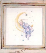 Crescent Dreams - Cross Stitch Pattern
