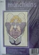 I Love Angels - The Sugarplum Express Munchkins #311
