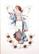 May's Emerald Fairy - Cross Stitch Pattern
