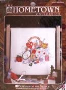 Stitching - Vintage 25cm x 25cm Counted Cross Stitch Kit