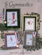 Pegasus Originals Gymnastics Counted Cross Stitch Leaflet