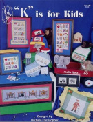 Pegasus Originals K is For Kids Counted Cross Stitch Leaflet