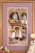 Pegasus Originals Somerset Inn by Marty Bell Counted Cross Stitch Leaflet