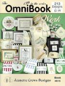 Omnibook at Work - Cross Stitch Pattern