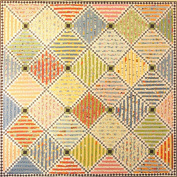 American Jane Patterns Crisscross Quilt