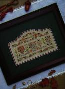 Autumn Arbour - Cross Stitch Pattern