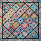 American Jane Patterns Fiesta Wear Quilt