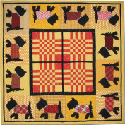 American Jane Patterns Puppy Parade Quilt