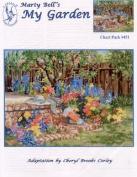 My Garden (Bell) - Cross Stitch Pattern