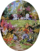 Pegasus Originals Birdsong Garden Counted Cross Stitch Chartpack