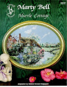 Murrle Cottage - Cross Stitch Pattern