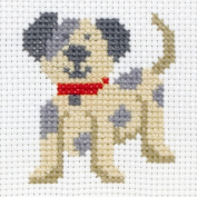 The range 1st cross stitch kit toby
