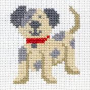The range 1st cross stitch kit toby