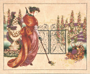 My Lady's Garden - Cross Stitch Pattern