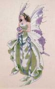 July's Amethyst Fairy - Cross Stitch Pattern