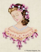 Portrait of Caroline in Pink