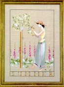 Summer In My Garden - Cross Stitch Pattern