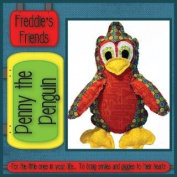 Penny The Penguin pattern By Freddie Friends FF108