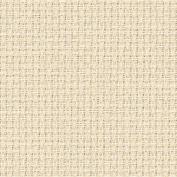 Zweigart 16Ct Aida-46cm X 50cm Needlework Fabric - Ivory