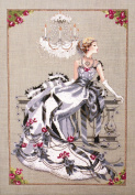 Mirabilia Crystal Symphony Counted Cross Stitch Chart