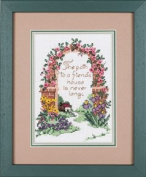 The Path Counted Cross Stitch Kit, Craft Kit