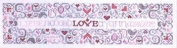 Language of Love - Cross Stitch Pattern