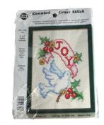 NeedleMagic, Inc. Joy Counted Cross Stitch Kit 3795
