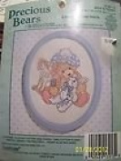 Boy's Teddy - Cherished Teddies Counted Cross Stitch Kit #139-13