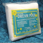 Quilter's Dream Batting- Poly Request- Thin Loft- Twin